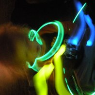 Glowstick fun