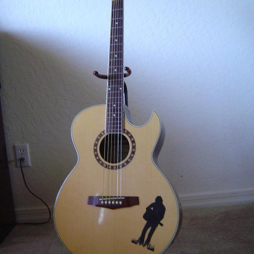 my other guitar