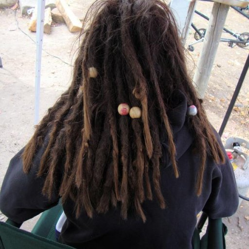 When i had dreads