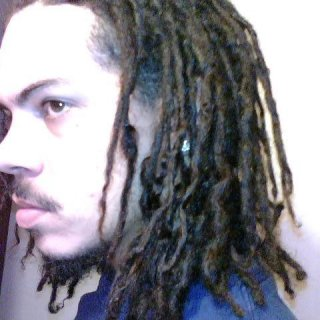 August 6,2009 after TWIST N' LOCS washed off easy