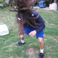 When i had dreadlocks