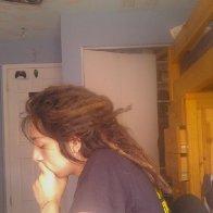 Thinking (when i had dreadlocks)