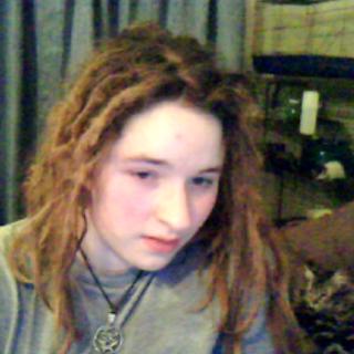 ehh.... dreads down, no tam...