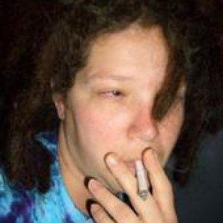 just smokin'