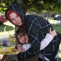 me & my lil cuz brooke