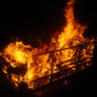 My Burning Couch (2)