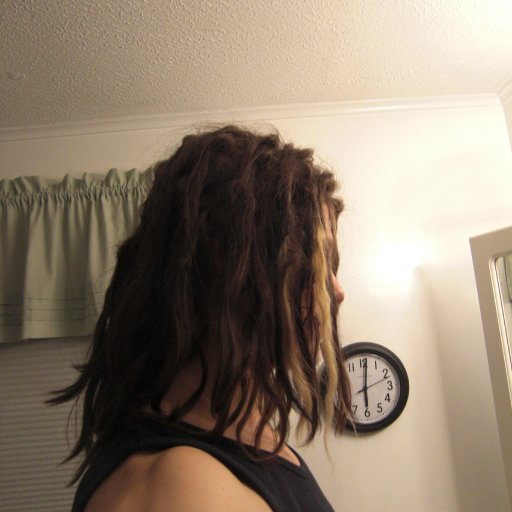 2 month, 10 day Dreads!