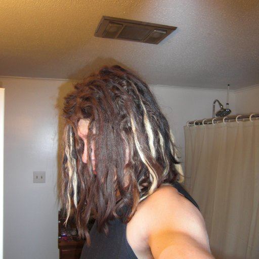 2 month, 10 day Dreads! (3)