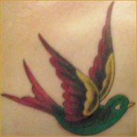 Rasta Messenjah Bird of Oneness
