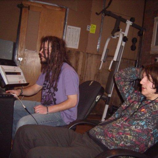 Recording at Adams
