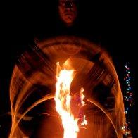 Fire Iso Hoop