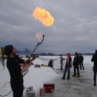 people like flamethrowers.