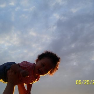 kiah in the sky