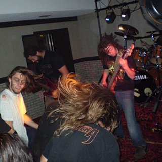 Playing a show