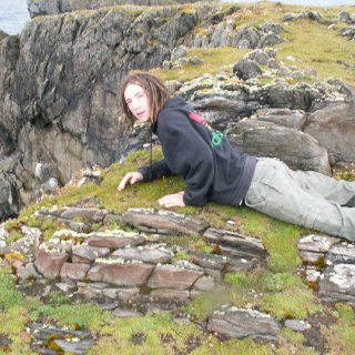 my holidays to my home island on the west coast of scotland :)
