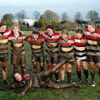 mud team shot