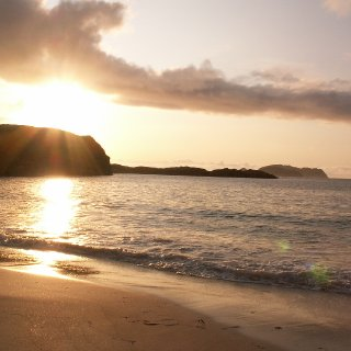 bosta beach, great bernera, isle of lewis