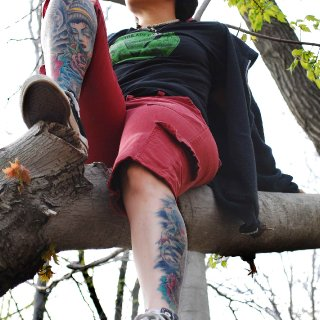 me in tree
