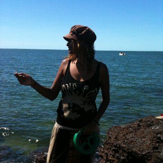 fishing at ndjudda point