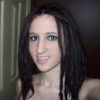 1st day of dreads. :)