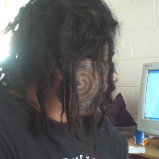 6mths of dreadin ma lokz lol