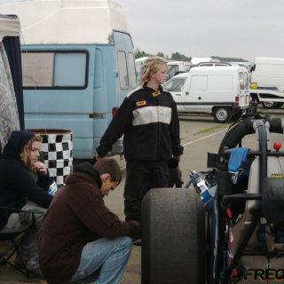 tire pressure ... check.