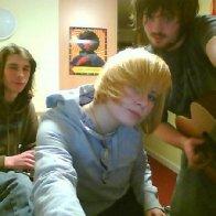 me and mates