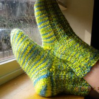 Tom Bombadil socks