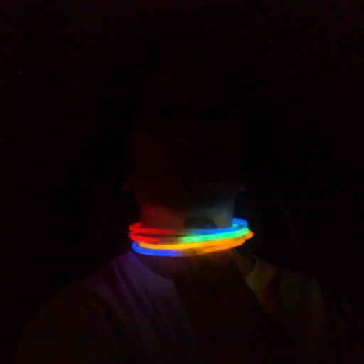Glo-Stick Choker