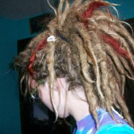 red dreads