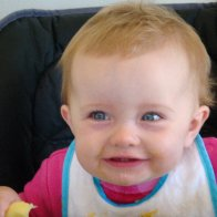 Just sharing a pic of my delicious niece Harri!