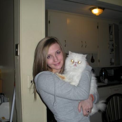 kimba and me