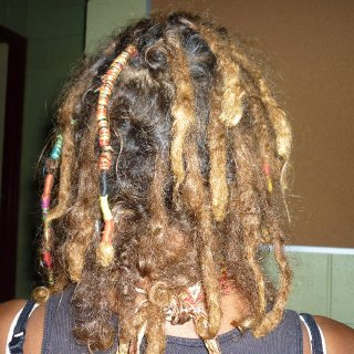 back dread