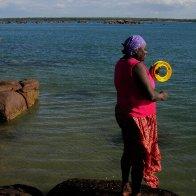 fishing with kikka