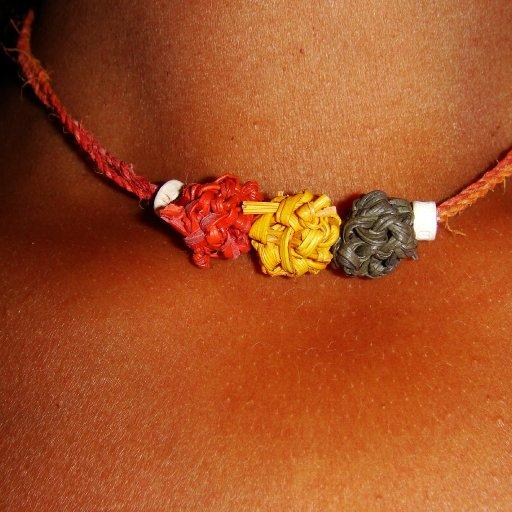 pandanus beads