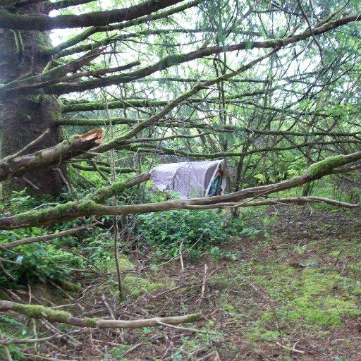 hippie hideout