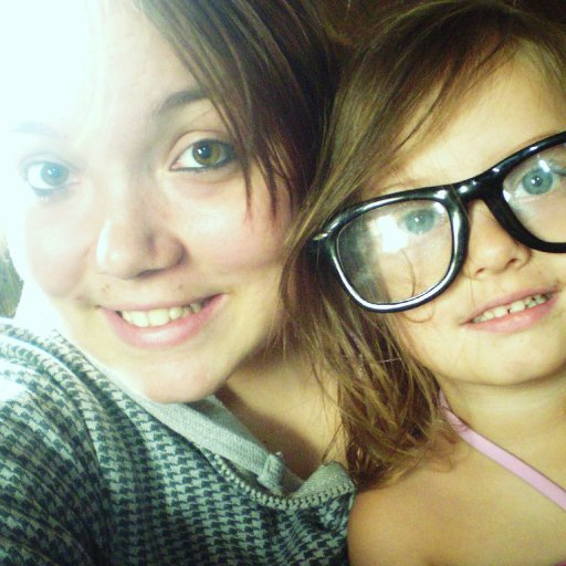 my niece and i