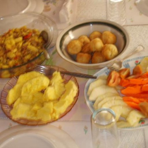 My food in jamaica