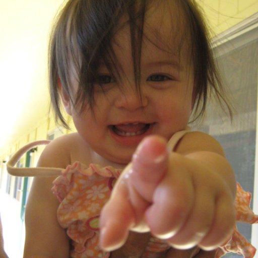 She wants you!! :) lol