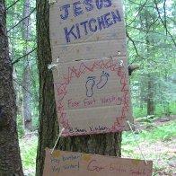 Jesus Kitchen Signs
