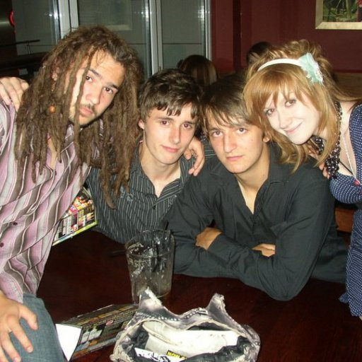 Me, Scott, Toby and Hannah