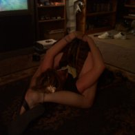 ok so im a little flexible