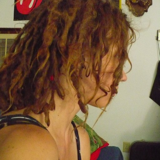 Natural dreads