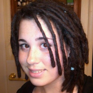 Dreads 20 weeks old :-)