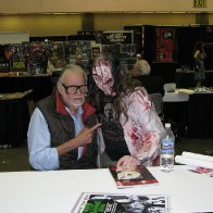 George Romero and I