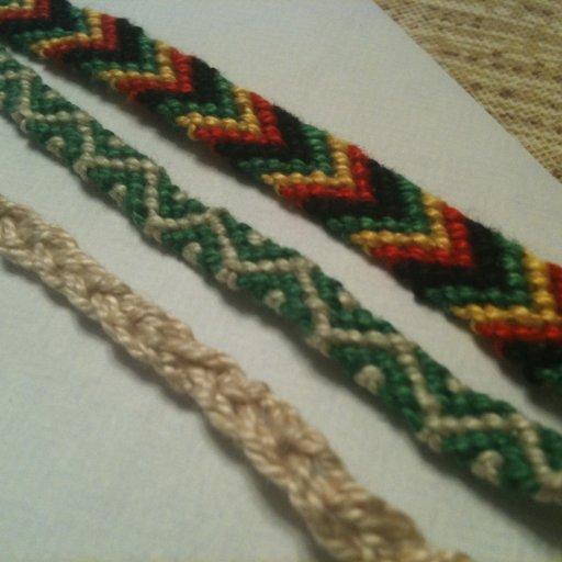 Some more bracelets