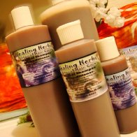Herbal Black Soap Shampoo/Body wash