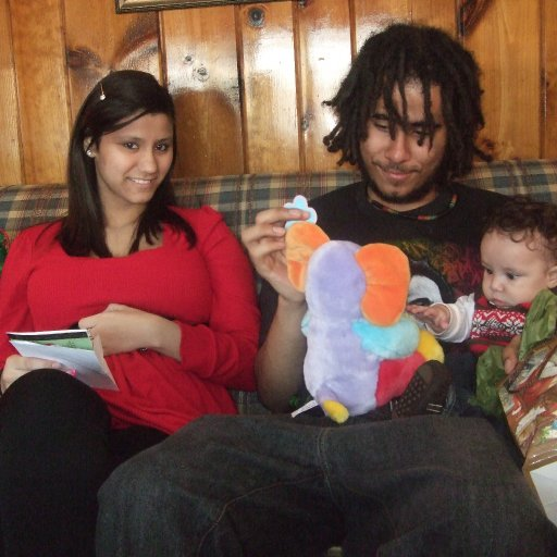 Me and Jullian Gerald Gaines and his mom