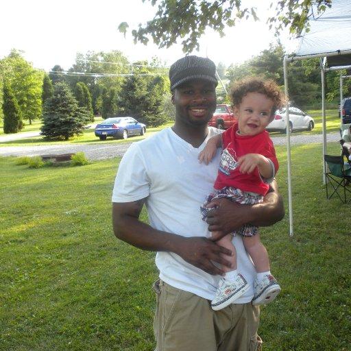 Jullian and Uncle Antwjuan