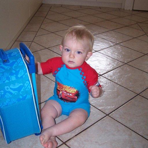 My nephew Matty